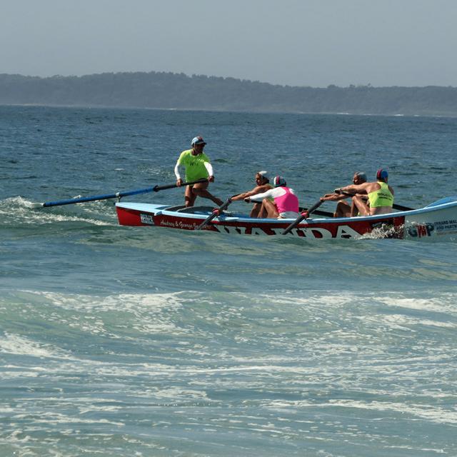 Wanda's A Boat Crew