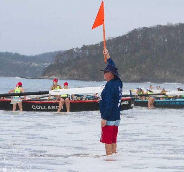 📷 Mike @ Dragon Photography Wanda's Life Member Mick Brannock Volunteering as Boat Starter and Check starter
