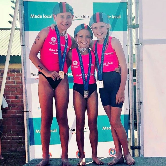 Silver - U9 Girls Board Relay
